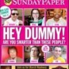The Sunday Paper: Workout Like a Star