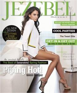 Jezebel Magazine - March 2012