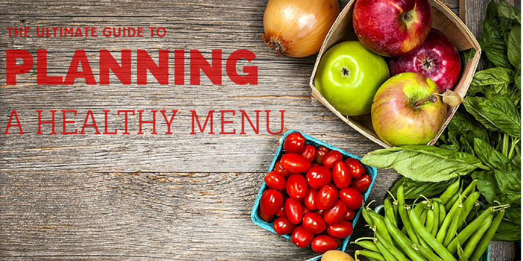 A path to healthier eating | menu planning