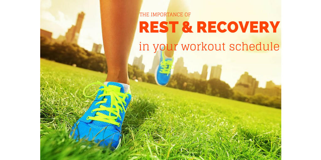 Put Down Your Running Shoes And Relax