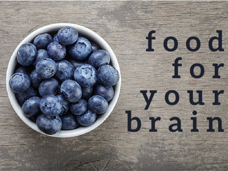 Food for your brain